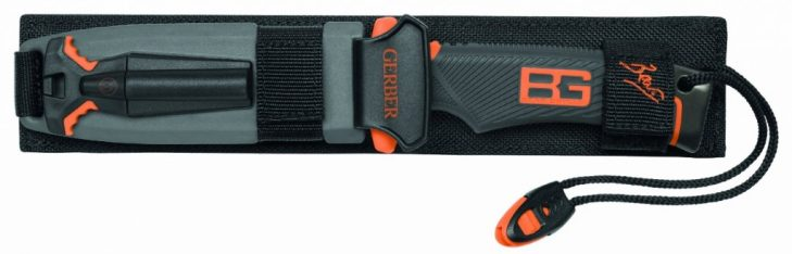 couteau bear grylls ultimate etui